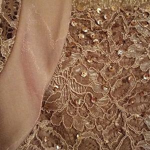 Karen Miller New York Dresses - Karen Miller Evening Gown -New